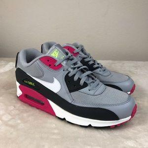 Nike Air Max 90 Wolf Grey Pink White